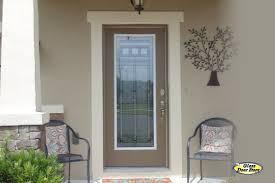 fiberglass front doors with glass american craftsman glass insert for fiberglass entry doors