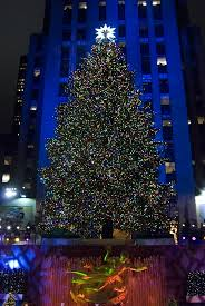 coverage 2009 rockefeller christmas tree lighting