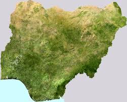 Nigeria Map Africa by Nigeria Maps