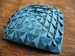 Origami Tessalation - 15 beautiful up photos of origami tessellations