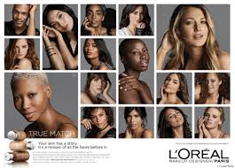 l oreal l oréal paris debuts your skin your story caign starring