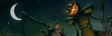 halloween cover photos paintable 25 spooky digital paintings for a scary halloween