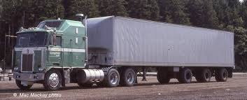 kenworth canada truckfax kenworth aerodyne coe blasting in from the past