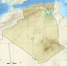 algeria physical map file algeria relief location map svg wikimedia commons