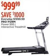 sports authority thanksgiving black friday treadmill specials