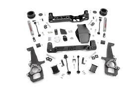 dodge ram 4in suspension lift kit for 12 17 dodge 4wd 1500 ram rough