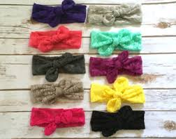 top knot headband top knot headband etsy