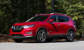 nissan rogue mpg 2017 most fuel efficient suvs of 2017 autonxt