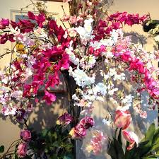 Faux Flowers Say It With Faux Flowers U2014 Heart Home