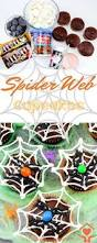 spider web cupcakes diy halloween spider spider cupcakes and
