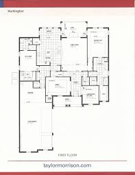 huntington first floor plan in independence winter garden fl