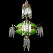 Art Nouveau Chandelier Antique Art Deco Art Nouveau Chandeliers And Ceiling Lamps