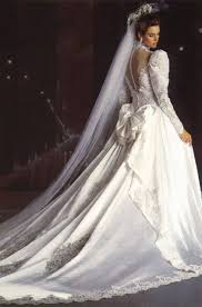 carol wedding dresses what was an 80s like easy weddings articles
