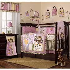 crib bedding sets girls baby nursery ba bedding ba crib bedding sets carousel