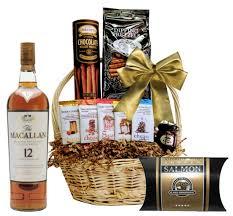 whiskey gift basket gift baskets wine globe