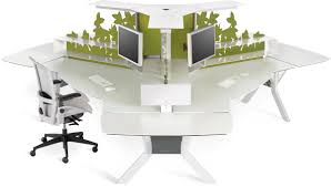 Kimball Office Desk Countertop Desk Screen Humminds At Work Kimball Office Design 70