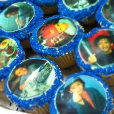custom edible images youcake printed desserts choose your custom edible photo cupcake