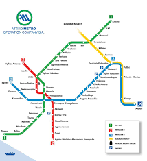 Maryland Metro Map by Overnight Stay In Athens Map Athens Metro Greece Pinterest