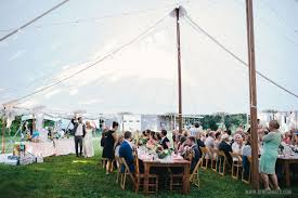 sailcloth tent farm table row seating mccarthy tents u0026 events