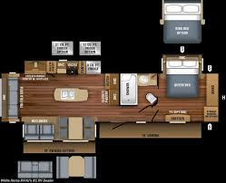 eagle 5th wheel floor plans j11464 2018 jayco eagle 330rsts rear sofa triple slideout for