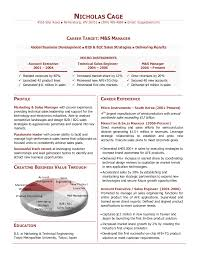Sample Resume Objectives For Business Development by Resume Samples U2013 Expert Resumes