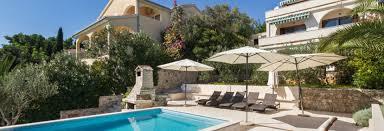 beach house ls shades luxury villa with pool on the beach