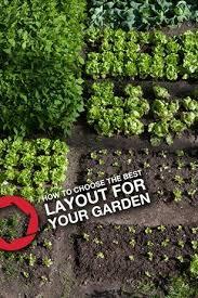 Best Garden Layout Garden Layout Choosing The Best Garden Layout And Design By Troy