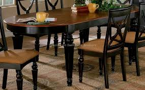 Black Oval Dining Room Table - oval dining table home dining fascinating oval dining room home