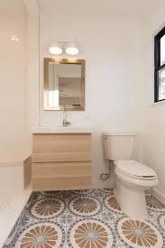 Bathroom  Vanity Light Mirror White Porcelain Sink Wall Vanity - Mid century bathroom vanity light