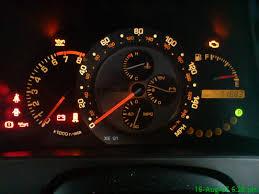 lexus dash lights help needed dashboard lights lexus is200 lexus is300