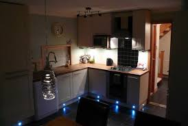 Kitchen Led Lighting Kitchen Led Floor Lighting Soft For Attractive Property Lights