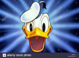 donald duck portrait credit disney duck 008 stock photo royalty