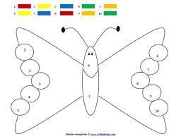 ideas about number recognition worksheets for kindergarten
