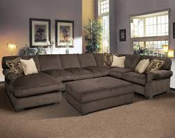 sofas u0026 sectionals comfortable sectional pit sofa pit group