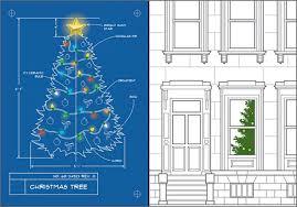 12 creative christmas card ideas for architects