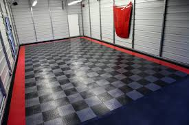 garage locking garage floor tiles click together garage flooring