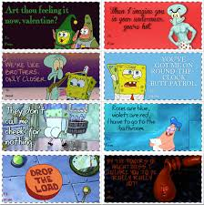 spongebob valentines day cards image 697867 s day e cards your meme