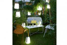 Wireless Outdoor Lighting - fermob led wireless outdoor lamp nutmeg absolute home