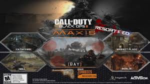 Black Ops 2 Maps List Bo1 Map Packs Leaked Dlc5 Maxis Map Pack Confirmed Fake Catacomb