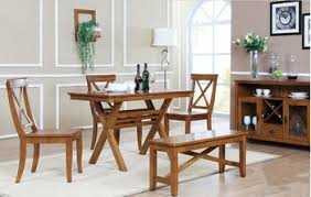 sala da pranzo country ed elegante sala da pranzo mobili set tavolo e sedie stile