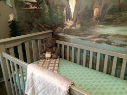 Baby Nursery Fabric A Harry Potter Inspired Nursery Project Nursery