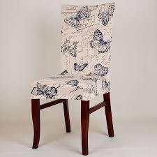 Stretch Chair Covers Uk Stretch Dining Chair Covers Chair Protector Slipcover Decor