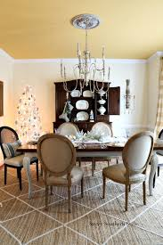 Country Dining Rooms Savvy Southern Style Snowy Sundays In My French Country Dining Room
