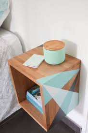 Idea For Home Decoration Do It Yourself Best 25 Diy Nightstand Ideas On Pinterest Crate Nightstand
