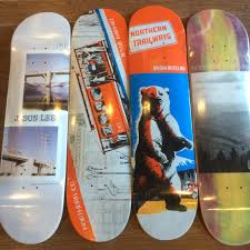 new northern co decks came in they did an awesome jason lee guest