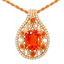 gold orange necklace images 316 best pendants images opal jewelry jewel and jewels jpg