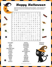 halloween word search puzzle halloween word search halloween