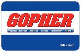 gift card offers gopher gift card gopher sport