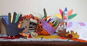 throwback thanksgiving crafts to make with your child learning