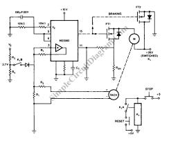 constant speed pwm motor control circuit diagram world